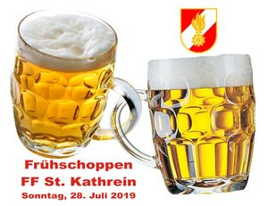Frühschoppen  FF St. Kathrein